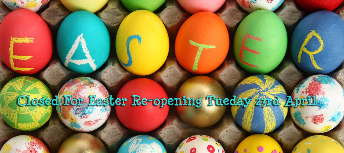 Easter Closed